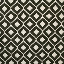 Charcoal Damask Drapery and Upholstery Fabric by Pindler