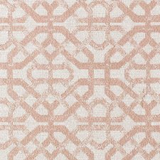 Shell Pink Drapery and Upholstery Fabric by Scalamandre