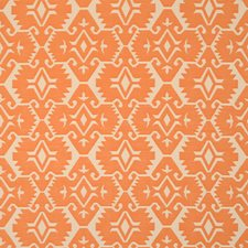 Peach Drapery and Upholstery Fabric by Silver State