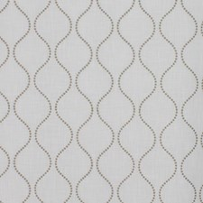 Cream/Smoke Drapery and Upholstery Fabric by RM Coco