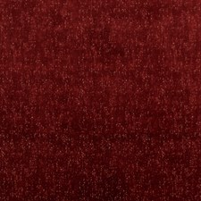 Red Velvet Drapery and Upholstery Fabric by Baker Lifestyle