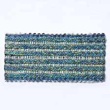 Tape Braid Azul Trim by Pindler