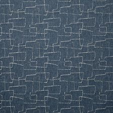 Denim Contemporary Drapery and Upholstery Fabric by Pindler