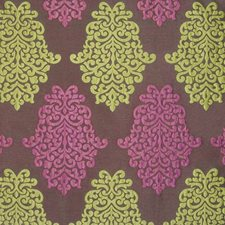 Fuchsia Drapery and Upholstery Fabric by Kasmir