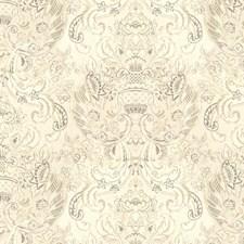 Slate Damask Drapery and Upholstery Fabric by Kravet