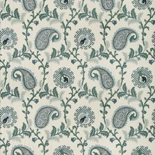 Bay Botanical Drapery and Upholstery Fabric by Kravet