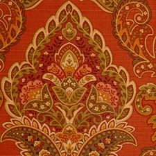 Cinnamon Drapery and Upholstery Fabric by RM Coco