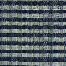 Blue/Beige Drapery and Upholstery Fabric by Scalamandre