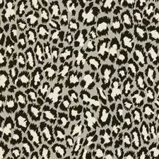 Kohl Animal Skins Drapery and Upholstery Fabric by Kravet
