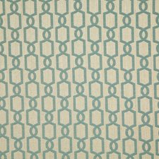 Turquoise Contemporary Drapery and Upholstery Fabric by Pindler