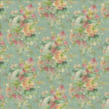Eggshell Blue Drapery and Upholstery Fabric by Kasmir