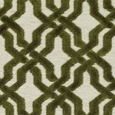 Ivy Geometric Drapery and Upholstery Fabric by Duralee