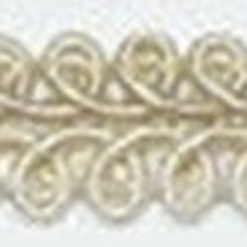 Gimp White/Beige Trim by Kravet