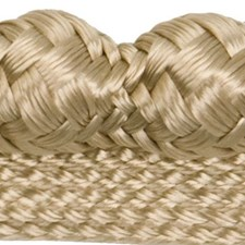 Cord With Lip Silk Trim by Kravet