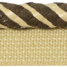 Cord With Lip Mulch Trim by Kravet