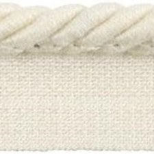 Cord With Lip Cream Trim by Kravet
