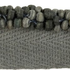 Bead Coal Trim by Kravet