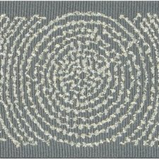 Braids Slate Shimmer Trim by Kravet