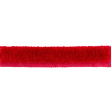 Cord With Lip Red Trim by Brunschwig & Fils