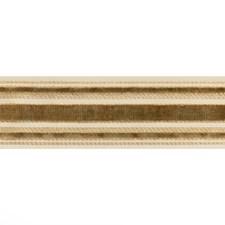 Tapes Gold Trim by Brunschwig & Fils
