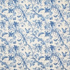 Cornflower Traditional Drapery and Upholstery Fabric by Pindler