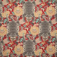 Lacquer Print Drapery and Upholstery Fabric by Pindler