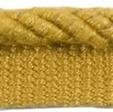 Cord With Lip Gold Trim by Groundworks