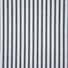 Black Stripe Drapery and Upholstery Fabric by Pindler