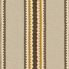Feather Stripes Drapery and Upholstery Fabric by Kravet