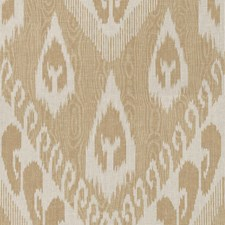Sandstone Ikat Drapery and Upholstery Fabric by Kravet