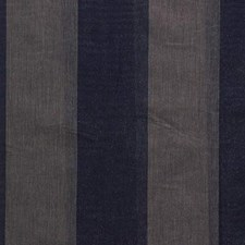 Blue Drapery and Upholstery Fabric by Mulberry Home