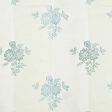 Pastel Blue Drapery and Upholstery Fabric by Scalamandre