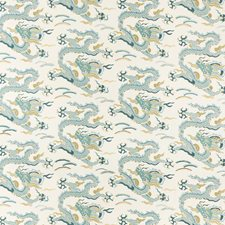 Chambray Asian Drapery and Upholstery Fabric by Kravet