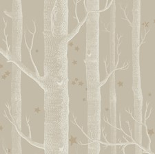 Linen Wallcovering by Cole & Son Wallpaper