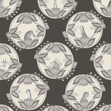 Black/White Print Wallcovering by Cole & Son