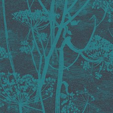 Teal Botanical Wallcovering by Cole & Son Wallpaper