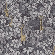 Sblue/Grey Print Wallcovering by Cole & Son Wallpaper