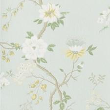 Lemon/Sage/Prm Blu Print Wallcovering by Cole & Son Wallpaper