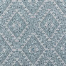 Tribal Turquoise Wallcovering by Phillip Jeffries Wallpaper
