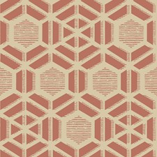 Red Clay Wallcovering by Maxwell