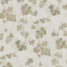 Brown Scroll Wallcovering by Brewster