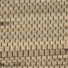 Coconut Shell Wallcovering by Phillip Jeffries Wallpaper