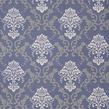 Lapis Floral Wallcovering by Fabricut Wallpaper