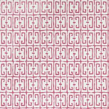 Pink Geometric Wallcovering by Stroheim Wallpaper