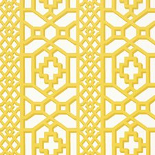 Canary Wallcovering by Schumacher Wallpaper