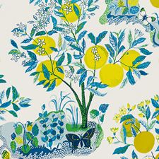 Pool Wallcovering by F Schumacher