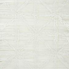 Silver Wallcovering by Schumacher Wallpaper