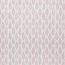 Pink Wallcovering by Schumacher Wallpaper