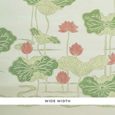 Coral Ivory Wallcovering by Schumacher Wallpaper