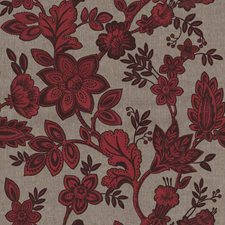 Currant On Granite Canvas Linen Wallcovering by Phillip Jeffries Wallpaper